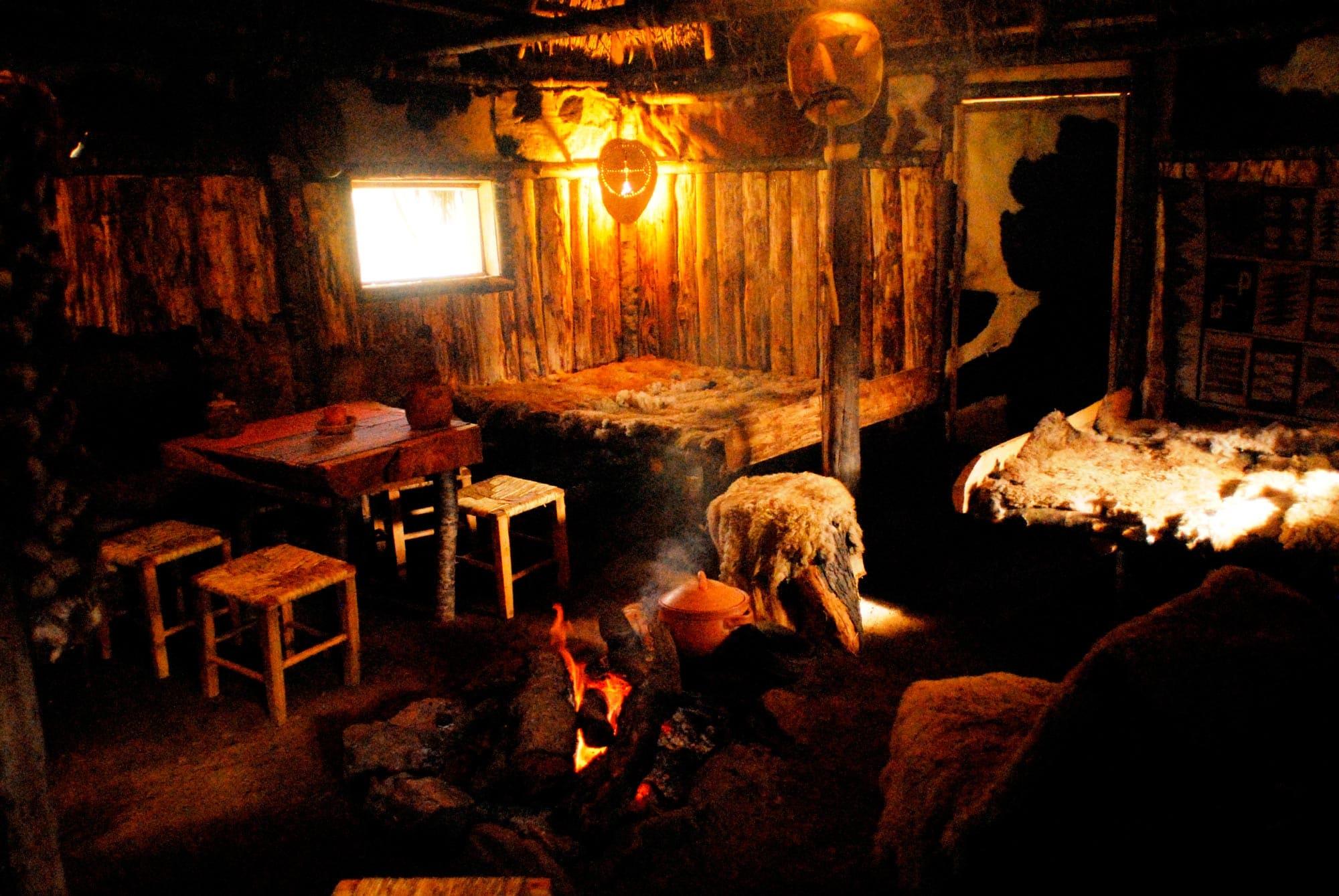 Centro Turistico Lawenco Purén Chile