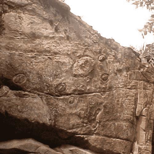 Petroglifos de Purén